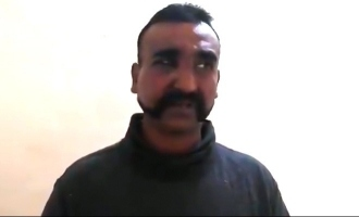 Latest video of Abhinandan released by Pakistan Army