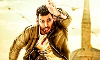 Vishal and Sundar C take 'Action' to the next level - teaser review