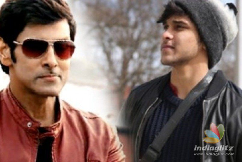 Vikram's Manager Comments On Dhruv Being Arrested For 'Rash Driving'