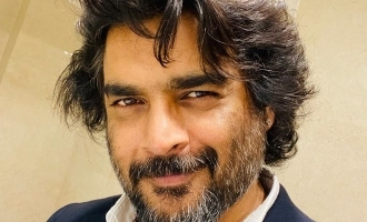 Madhavan collaborates with this international talent!