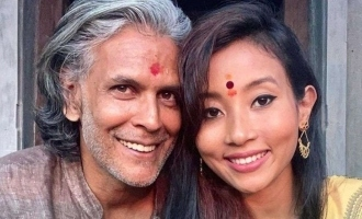 Actor Milind Soman's wife calls out racism against northeast Indians after Mirabai Chanu's Olympic win