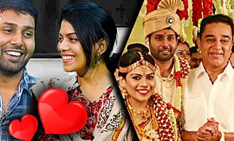 Aadhav Kannadasan & Vinodhnie's Love Story : Interview