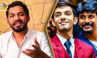 Sivakarthikeyan Anirudh Combo Broken by Me? : Hip Hop Aadhi Reveals