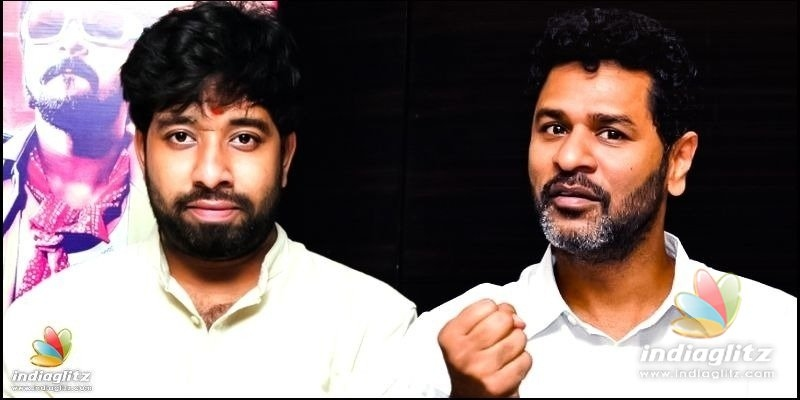 Prabhudeva to arrive with never before seen genre!