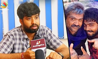 Director Adhik on releasing 'AAA' in TWO parts