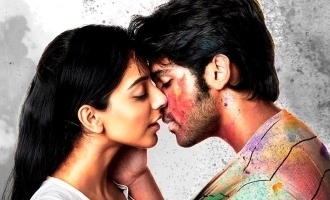 Exciting update on Dhruv Vikram's Adithya Varma