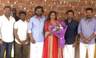 Karthi's Viruman shooting to commence at a hillock town - Exclusive update