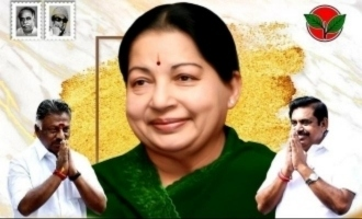 Breaking! ADMK releases full list of candidates for upcoming TN Assembly Elections