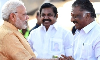 AIADMK releases seat sharing for lok sabha elections!