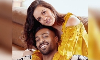 Hardik Pandya's son turns 4 months old, wife Natasa shares cute pictures