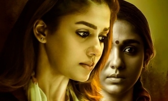 Nayanthara's horror flick seals date!