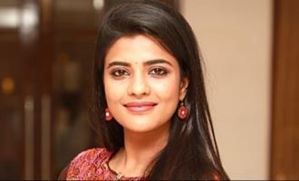 Aishwarya Rajesh clarifies on recent controversy
