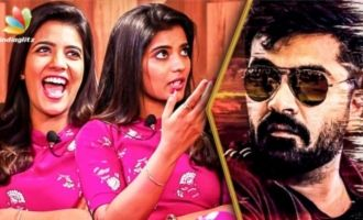 Simbu was Gautham Menon's First Choice : Aishwarya Rajesh Interview