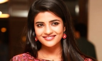 Aishwarya Rajesh to pair with Thala Ajith's co-star!