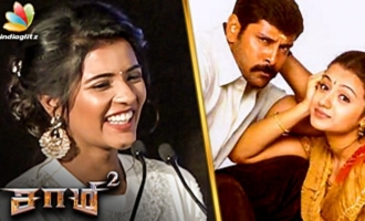 I was Scared to Replace Trisha in Saamy2 : Aishwarya Rajesh