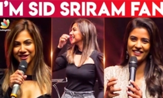 I am Sid Sriram fan - Aishwarya Rajesh & Madonna Sebastian interview