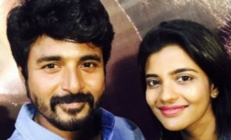 Aishwarya Rajesh's pair in Siva Karthikeyan's SK16 revealed!