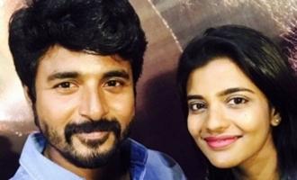Aishwarya Rajesh's pair in Siva Karthikeyan's SK16 revealed!