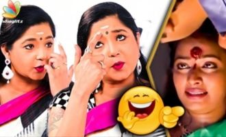 Aishwarya trolls Tamil TV serials