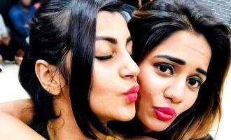 Yaashika Anand and Aishwarya Dutta release hot video that goes viral