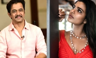 Aishwarya Rajesh to team up with Action King Arjun for an intriguing project!