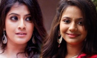 Varalakshmi and Aishwarya Dutta in an all girls movie