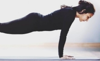 Aishwarya R Dhanush's lockdown workout pics goes viral