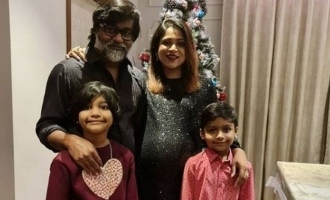 Selvaraghavan and Gitanjali blessed with third child powerful name revealed