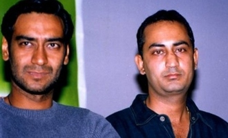 Ajay Devgan shares sad news of the death of his younger brother Anil Devgan