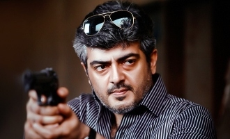 Thala Ajith's mass scene used by police for coronavirus awareness