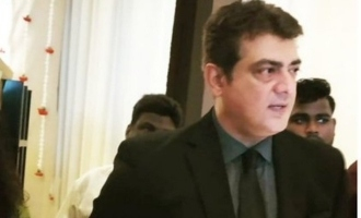 Thala Ajith teaming up with female director for the third time?