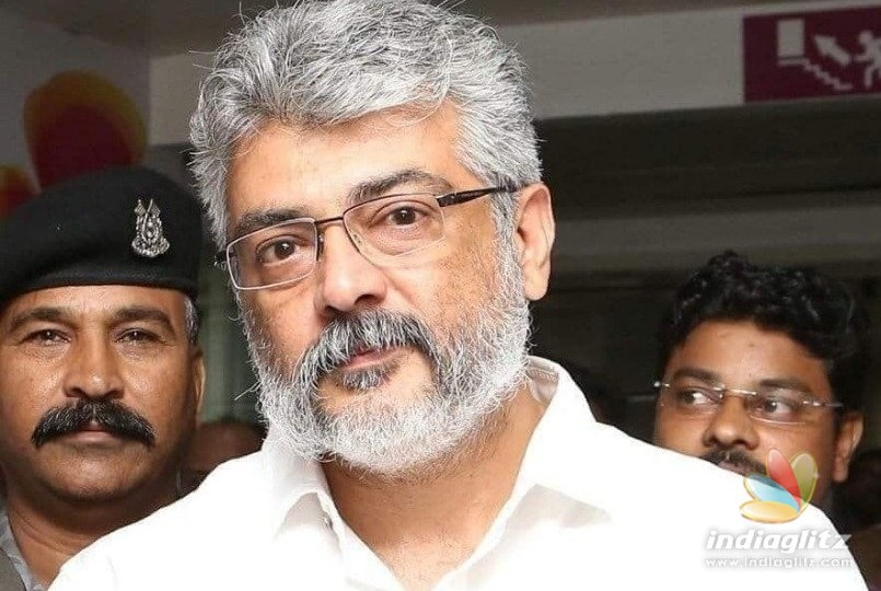 I have no interest in entering politics, says Tamil actor Ajith Kumar