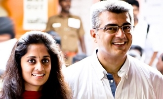 Thala Ajith's sweetest birthday surprise for Shalini!