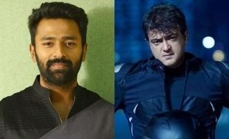 Vijay fan Shanthanu receives hatred for praising Ajith