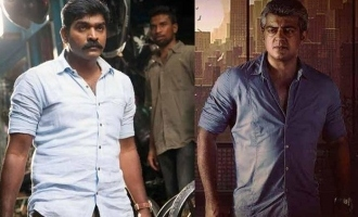 After Thala Ajith, its Vijay Sethupathi!