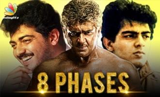 8 Phases of Thala Ajith - Ajith Birthday Special