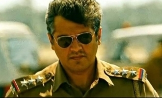 Thala Ajith personally gives a massive update on 'Valimai' to fan