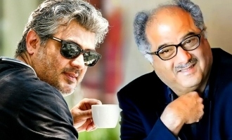 Valimai released on diwali this year boney kapoor confirms
