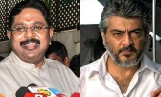 Is Ajith joining TTV Dinakaran's AMMK?