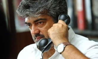 Ajith not in a hurry to commence Valimai shoot