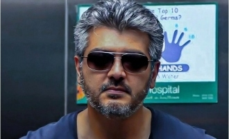 Thala Ajith's 'Valimai' truly mass latest update with new photo is here