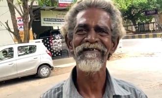 கடவுள் நேராக வருவதில்லை, அஜித் போன்றவர்களின் உருவில் வருவார்: 67 வயது தீவிர ரசிகரின் வைரலாகும் வீடியோ