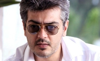 Thala Ajith honoured in Vijay Sethupathi's Sanga Thamizhan!