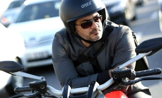 Thala Ajith on a 5000 kms road trip on bike - Awed fans say this is true 'Valimai'