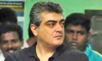 Thala Ajith shows the way for his fans to exercise vote