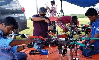 Thala Ajith's 'Daksha' team flies to Australia for finals