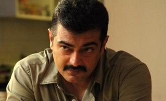 Thala Ajith's Valimai villain stuns netizens with 6 packs!