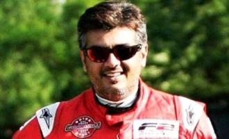 Thala Ajith to race in Switzerland!