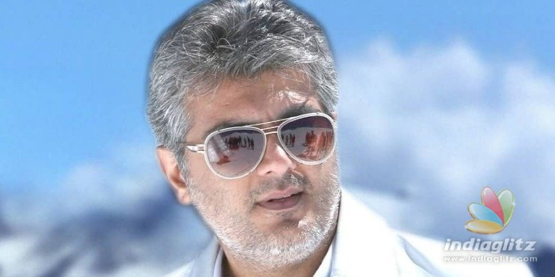 Official update on Thala Ajiths Valimai atlast