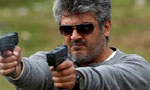 Ajith to watch Arrambam tomorrow in Hyderabad